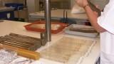 Preparation of sterilization of glass pipettes