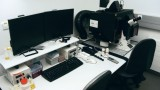 Leica TIRF microscope