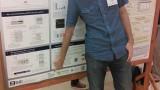 Benada presenting in Greece