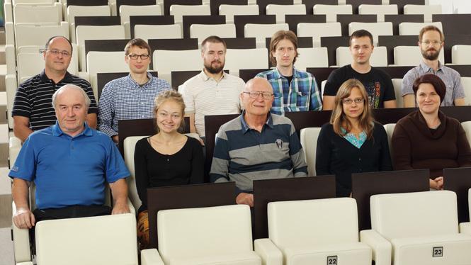 Čestmír Vlček Research Group