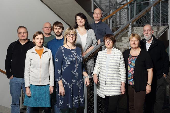 Pavlína Řezáčová Research Group