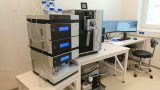 Proteomics laboratory equipment