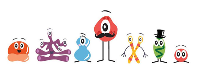 Bioskop mascots